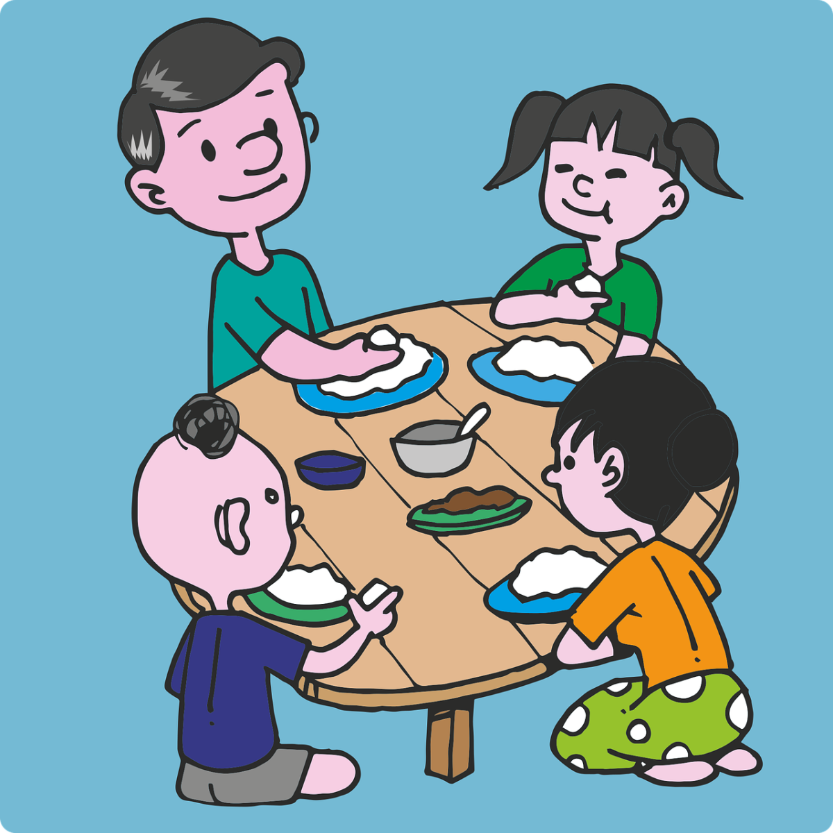All in the Family:  Does Eating Meals with Family Decrease ObesityRisk?